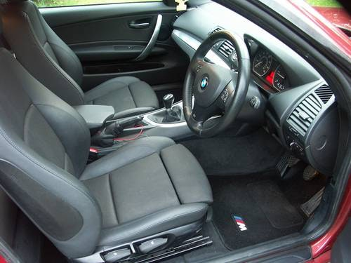 2010 BMW 1 Series 2.0 120d M Sport For Sale (picture 5 of 6)