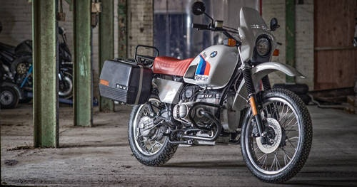 BMW R80 G/S Paris Dakar 1987 (as new) SOLD (picture 1 of 6)