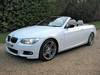 BMW 330D Sport Plus Edition Convertible With 27,000 Miles