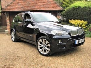 2010 BMW X5 35D xDrive M Sport With Only 30,000 Miles From New For Sale (picture 2 of 6)