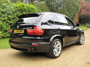 2010 BMW X5 35D xDrive M Sport With Only 30,000 Miles From New For Sale (picture 6 of 6)