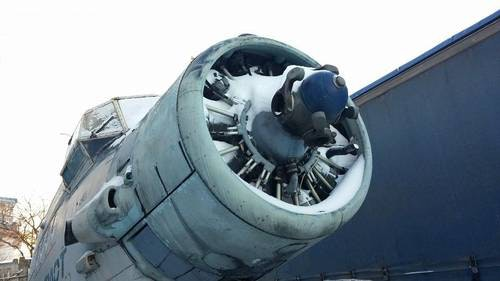 1938 BMW 132A plane motor For Sale (picture 4 of 5)