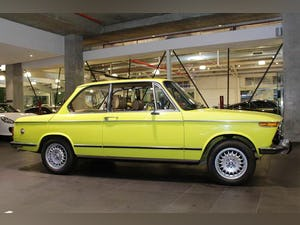1974 BMW 2002 Sedan 2dr Auto 3sp 2000 SOLD (picture 1 of 6)