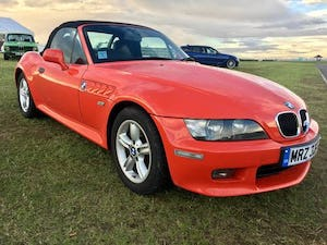 2001 Rare Z3 M-Sport 2.2 Wide body Roadster Convertible / Hardtop For Sale (picture 1 of 6)