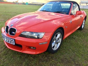 2001 Rare Z3 M-Sport 2.2 Wide body Roadster Convertible / Hardtop For Sale (picture 6 of 6)