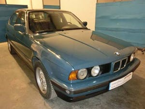 BMW 524 TD E34 - 1988 For Sale (picture 1 of 12)