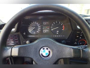 1984 BMW M635 CSi two owners Full history from new For Sale (picture 5 of 6)