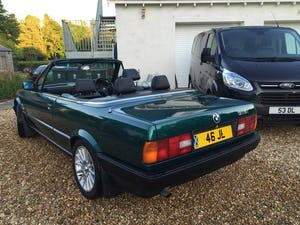 1993 E30 318i Convertible For Sale (picture 4 of 6)
