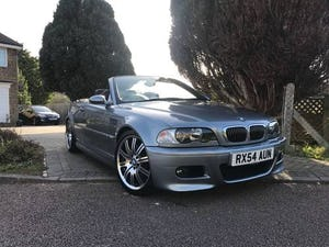 2004 BMW M3 E46 Convertible With Only 45,000 Miles From New (picture 2 of 6)