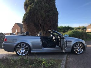 2004 BMW M3 E46 Convertible With Only 45,000 Miles From New (picture 6 of 6)