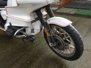 BMW R100RS 1980 very good condition For Sale (picture 10 of 12)