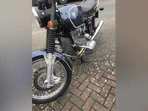 1978 BMW R80/7 plus R100, R90 R75 R60  models For Sale (picture 4 of 12)