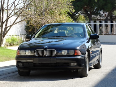 Picture of 1998 BMW E39 540iP, B4 Ballistic Armoury Protection For Sale