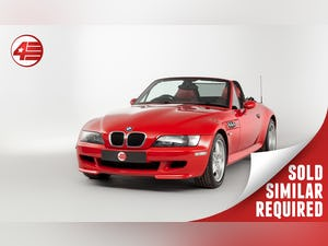 1998 BMW Z3M Roadster /// 23k Miles /// Similar Required For Sale (picture 1 of 6)