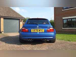 1999 BMW Z3M Coupe Individual For Sale (picture 7 of 12)