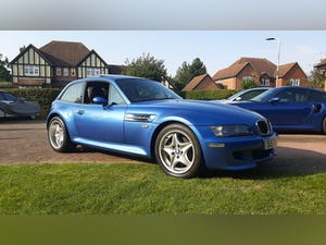 1999 BMW Z3M Coupe Individual For Sale (picture 1 of 12)