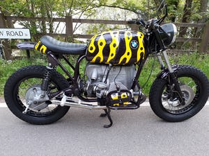 1978 BMW R80/7 Cafe Racer. Professional build show bike For Sale (picture 1 of 12)