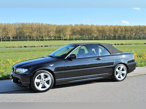 2003 BMW 330Ci Convertible Automatic E46 LHD For Sale (picture 1 of 12)