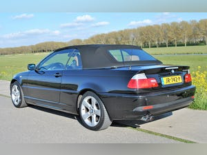 2003 BMW 330Ci Convertible Automatic E46 LHD For Sale (picture 2 of 12)