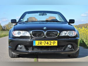 2003 BMW 330Ci Convertible Automatic E46 LHD For Sale (picture 4 of 12)