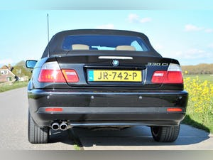 2003 BMW 330Ci Convertible Automatic E46 LHD For Sale (picture 5 of 12)