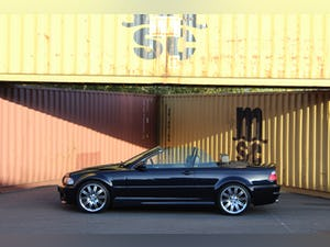 2003 BMW E46 M3 convertible manual FSH 2 keys For Sale (picture 3 of 12)