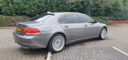 Picture of 2005 BMW 750Li For Sale by Auction