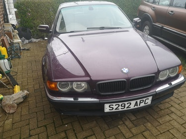Picture of 1999 750il v12 BMW For Sale