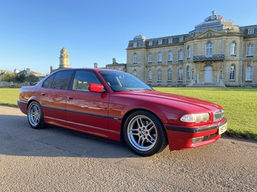 Picture of 2001 BMW 728i Sport - Rare Imola Red - 93000 miles For Sale