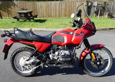 Picture of 1993 BMW R80GS  For Sale