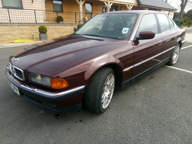 Picture of 1998 BMW 735i,low mileage For Sale