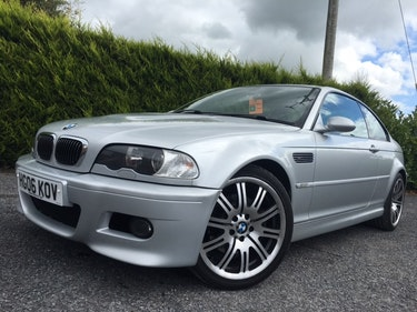 Picture of Bmw M3 2006 Manual Coupe For Sale