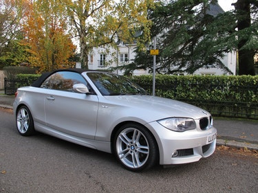 Picture of 2010 BMW 125i M SPORT CONVERTIBLE 3.0 AUTO AUTOMATIC 2 OWN BMFSH For Sale