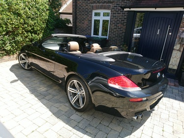 Picture of 2006 BMW M6 Convertible For Sale