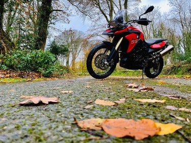 Picture of 2015 BMW F800GS For Sale