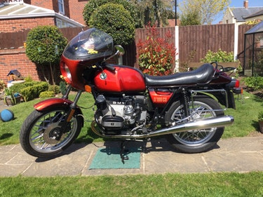 Picture of 1981 BMW R100CS For Sale