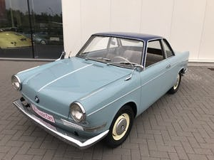 1960 BMW 700 Coupé * Perfect Restoration * For Sale (picture 1 of 12)