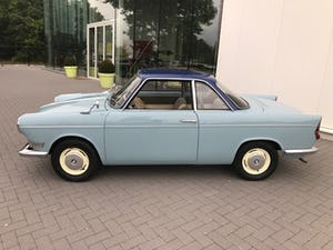 1960 BMW 700 Coupé * Perfect Restoration * For Sale (picture 2 of 12)