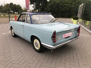 1960 BMW 700 Coupé * Perfect Restoration * For Sale (picture 3 of 12)