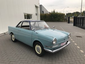 1960 BMW 700 Coupé * Perfect Restoration * For Sale (picture 6 of 12)