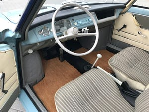 1960 BMW 700 Coupé * Perfect Restoration * For Sale (picture 7 of 12)