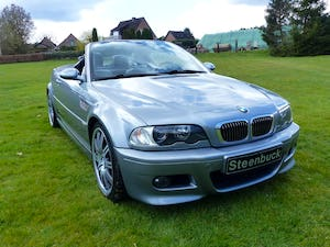 2006 BMW M3 Convertible - the top model of series E46 For Sale (picture 2 of 10)
