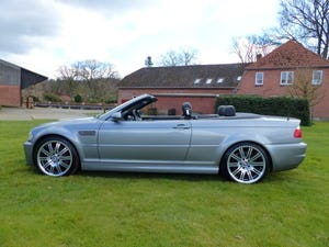 2006 BMW M3 Convertible - the top model of series E46 For Sale (picture 3 of 10)