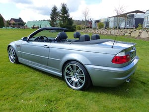 2006 BMW M3 Convertible - the top model of series E46 For Sale (picture 5 of 10)