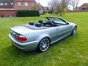 2006 BMW M3 Convertible - the top model of series E46 For Sale (picture 6 of 10)