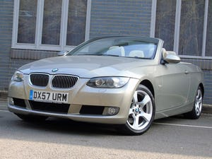 2008 BMW 3 Series 3.0 325i SE For Sale (picture 1 of 20)