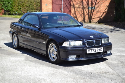 Picture of 1999 BMW M3 Evolution Convertible For Sale by Auction