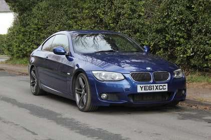 Picture of 2011 BMW E92 330d M Sport For Sale