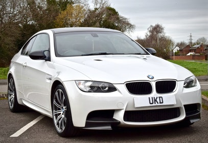 Picture of BMW M3 4.0 V8 COUPE WHITE 2012 E92 DCT AUTO LOW MILEAGE For Sale