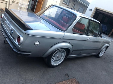 Picture of 1971 BMW 2002 Coupe for sale For Sale